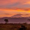 Mount Meru Near Arusha In Tanzania