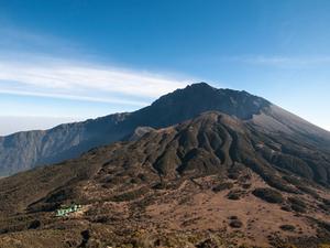 Mount Meru Trekking Tour Photos