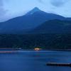 Mount Rishiri View From Oshidomari Port