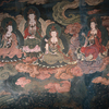 Mural Of Bodhisattvas