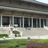 The Entrance Into The Shaanxi History Museum