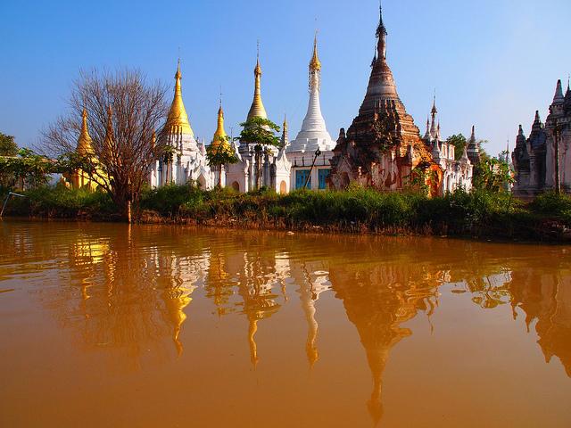Myanmar Culture Tour Photos