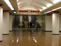 Kossuth Lajos tér Metro Station