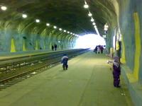 Malminkartano Railway Station