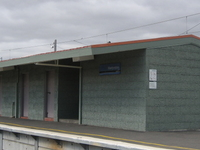 Merlynston Railway Station