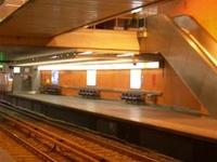 Thieffry Metro Station