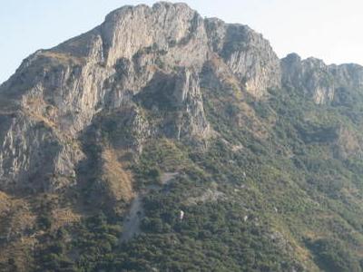 Mount Consolino In Aspromonte