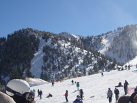 Mount Baldy Ski Lifts