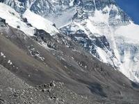 Glaciar Rongbuk