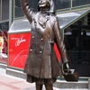 Statue Of Mary Tyler