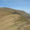 Mynydd Perfedd Seen From Foel-goch