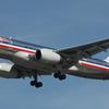 An American Boeing 757
