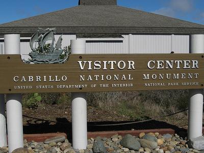 National Monument Cabrillo Visitor Center