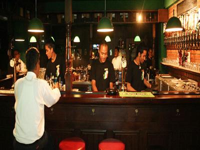 Nepal Nightlife - Irish Pub