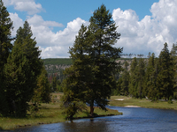 Nez Perce Ford Historic Wayside
