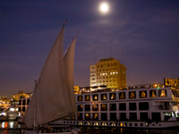 Nile Cruise by felucca
