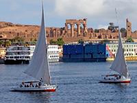Pharaoh Egypt Nile