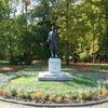 Németh István Statue, Kaposvár