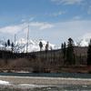 North Fork Flathead River - Glacier - USA
