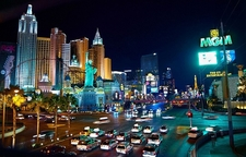 NV Las Vegas - The Strip View