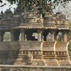 Nandi Temple At Khajuraho