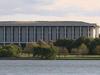 Natinal  Library At  Dusk