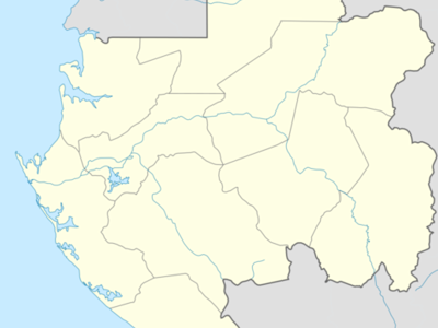 Ntoum Is Located In Gabon