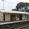Nunawading Railway Station