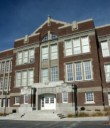 Old Albuquerque High School
