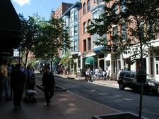 Old Port Exchange Street Portland ME