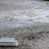 Old Tardy Geyser - Yellowstone - USA
