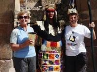 Hidden Treasures of the Incas