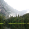 Ocean Inlets At Misty Fiords