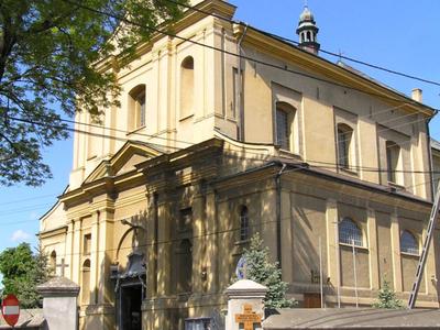 Opaka's Greek Catholic Church Of The Birth Of The Holy Virgin Mary Poland