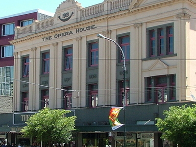 Opera House, Wellington