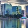 Orlando FL - Lake Eola