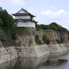 Osaka Castle River Side
