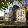 Out Side View Of Wurzburger Residenz