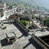 Overview Drepung Monastery - Lhasa