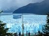 Overview Perito Moreno Glacier In Argentina