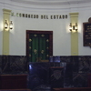 The Old Legislative Chamber Inside The Palace