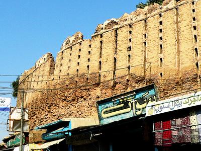 Pacco  Qillo  Wall  Station  Road