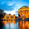 Palace Of Fine Arts Museum - San Francisco CA