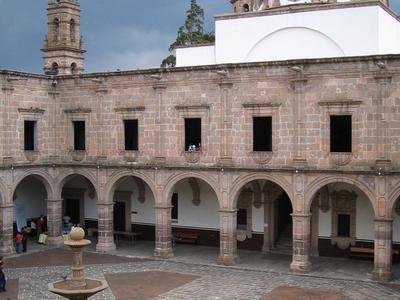 Palacio Clavijero Morelia