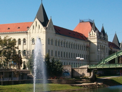 Palais De Justice De  Zrenjanin