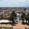 Panoramic View Of Metepec