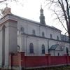 Parish Catholic Church Of St. Catherine Poland