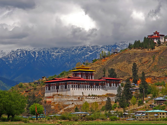 Glimpse of Bhutan - II Photos