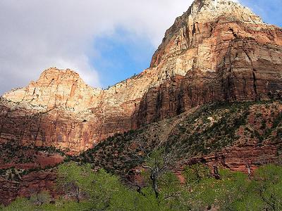 Pa'rus Trail - Zion - Utah - USA