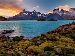 O Circuit Torres del Paine 7 Days Photos